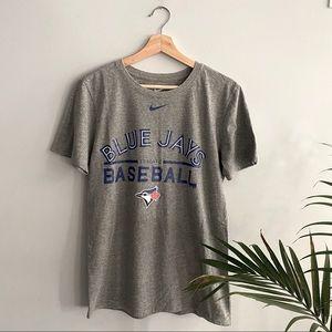 Nike Toronto Bluejays Grey T-Shirt